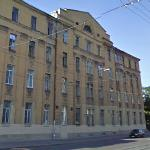 Museum of electrical transport in Saint Petersburg (StreetView)