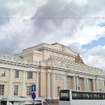 Russian Museum of Ethnography (StreetView)