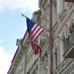 United States Flag (StreetView)