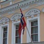 Flag of Norway (StreetView)