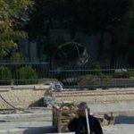 Kilometer Zero marker (StreetView)