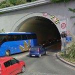 Letenský tunnel (StreetView)