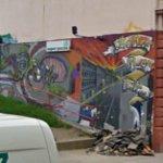 Wall Graffiti (StreetView)
