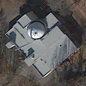 Fort Belvoir SM-1 Nuclear Reactor (Google Maps)