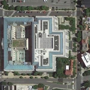 Hart Senate Office Building (Google Maps)