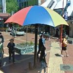 'Umbrella' by Peter Kundycki (StreetView)