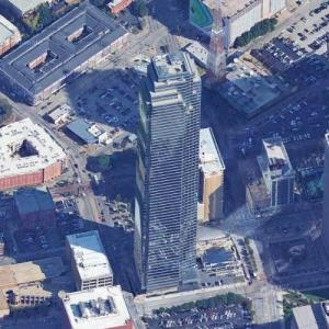 Bank of America Plaza (Google Maps)