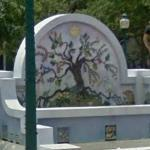 Memorial Fountain (StreetView)