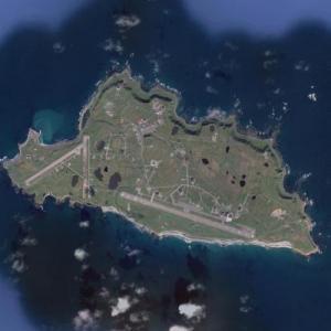 Eareckson Air Station (Google Maps)