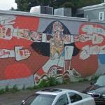 'Tiano Indians' by Rafael Rivera Garcia (StreetView)