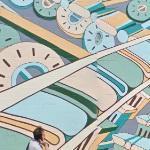 'Glenville Ave' by Mayor's Mural Crew (StreetView)
