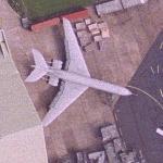 BAC VC 10 (Google Maps)