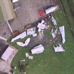 Various aircraft parts (Google Maps)