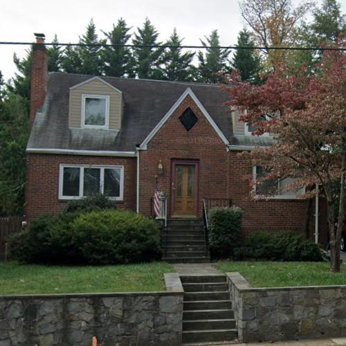 Sylvester Stallone's childhood house (StreetView)