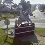 Equestrian Sculpture
