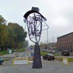 Abstract Sculpture (StreetView)