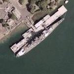 USS Missouri (BB-63) (Google Maps)