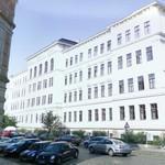 Thomasschule zu Leipzig, oldest public school in Germany (StreetView)