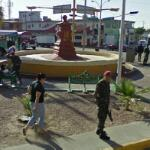 Soldiers in Juarez (StreetView)
