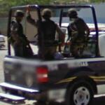 Juarez Municipal Police (StreetView)