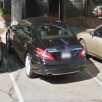 2012 Mercedes-Benz CLS550 (StreetView)