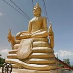 The Golden Buddha of Phuket