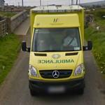 Irish ambulance (StreetView)