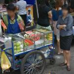 Fruit vendor (StreetView)
