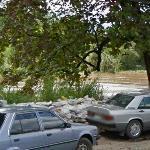 Flooding Sandbags (StreetView)