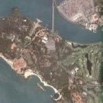 Sentosa island resort (Google Maps)