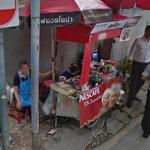 Food stands (StreetView)