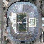 "Michigan Stadium: ""The Big House"" (Google Maps)"