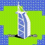 Burj Al Arab (Google Maps)
