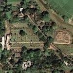 Mahasthangarh archaeological site (Google Maps)