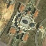 Johor state administrative center (Google Maps)