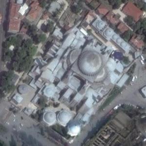 Hagia Sophia (Google Maps)