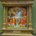 Adoration of the Trinity (1511) by Albrecht Durer (StreetView)