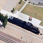 Union Pacific RR #2295 (Google Maps)