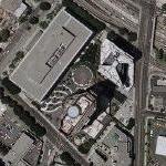 Judge Dredd Filming Location (Google Maps)