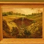 'The Wannon Falls' by Thomas Clark (StreetView)