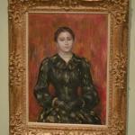 'Portrait of Mme. Paulin' by Pierre Auguste Renoir (StreetView)