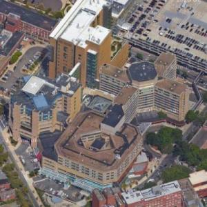 Yale New Haven Medical Center (Google Maps)