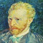Self-Portrait by Vincent van Gogh (autumn 1887) (StreetView)