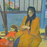'Schuffenecker's Studio' by Paul Gauguin (StreetView)