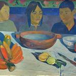 'The Meal' by Paul Gauguin (StreetView)