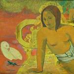 'Vairumati' by Paul Gauguin (StreetView)