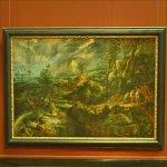 'Landscape with Philemon and Baucis' by Peter Paul Rubens