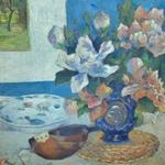 'Nature morte à la mandoline' by Paul Gauguin (StreetView)