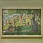 'A Sunday on La Grande Jatte – 1884' by Georges Seurat (StreetView)