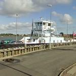 The ferry Hals-Egense (StreetView)